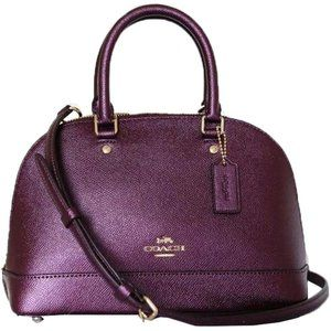 MINI SIERRA SATCHEL METALLIC ANTIQUE SERIES F29170